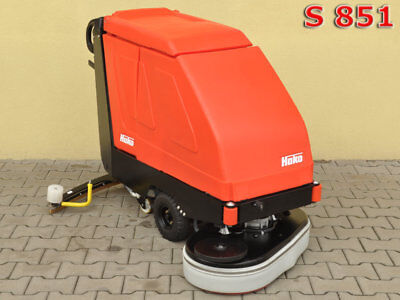 HAKO HAKOMATIC B 750 S SCRUBBER DRYER / WARRANTY / 541 mth / 1600£ 0% TAX