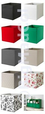 Ikea Drona storage boxes baskets holder for Expedit Kallax unit NEW Various
