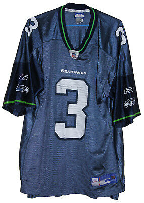 Nfl Seattle Seahawks #3 Josh Brown Reebok Football Jersey Size: Large