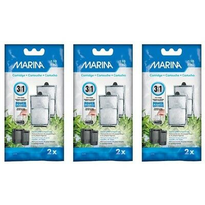 Marina i110 and i160 Replacement Cartridge A308 3 Packs of 2 BUNDLE Genuine