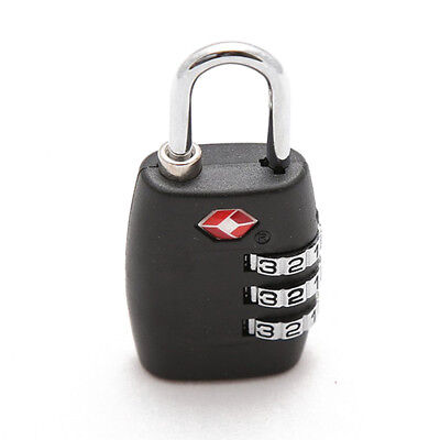 YiF Luggage Suitcase Security Lock 3 Digit Combination Padlock PK