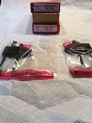 Starrett 161A Toolmakers Clamp 1.1/4in