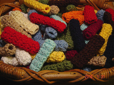 Hand Crocheted Hothandles for Cast Iron Skillet - Color choices