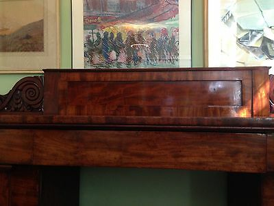 Classical 1835 William IV Large Regency Sideboard