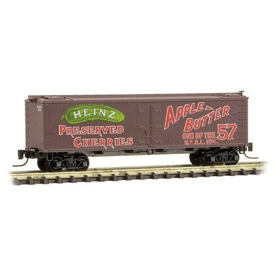 Micro-Trains MTL Z Heinz Series #1 40' Wood Reefer Rd# 374  51800460