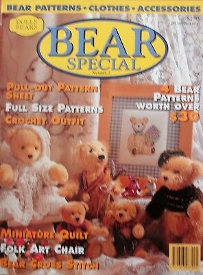Bear Special Number 2 Magazine 1995