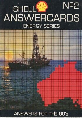 Shell Energy Series  - Oil Drilling Ship off Western Australia