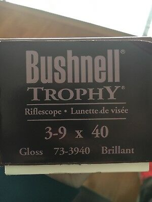 busnell rifle scope