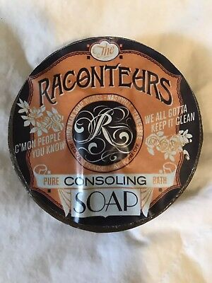Raconteurs Limited Edition Soap Tour Only Rare Merch Jack White Third Man Record
