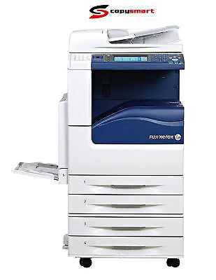 Fuji Xerox ApeosPort IV C3370 Digital Multifunction Colour Copier / Printer