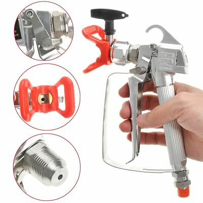 Wagner Sprayers Airless Paint Spray Gun w/Tip&Tip Guard 3600PSI For TItan