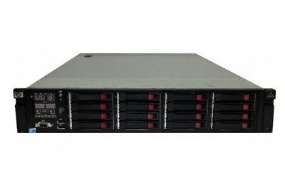 HP ProLiant DL380 G7 16-Bay Server 8 Core Dual E5606 @2.13GHz 24GB 16x146GB HDD