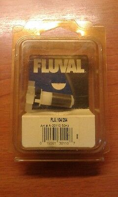 Genuine Fluval 104 204/105 205 Impeller Curved Blade A20110 For External Filter