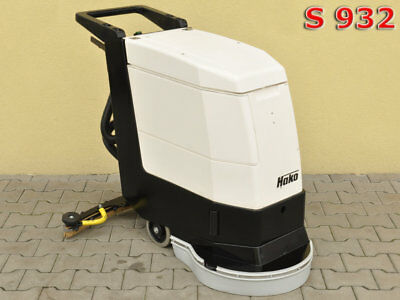 HAKO Hakomatic B 450 SCRUBBER DRYER / NEW GEL BATTERIES / 1300 £ 0% TAX