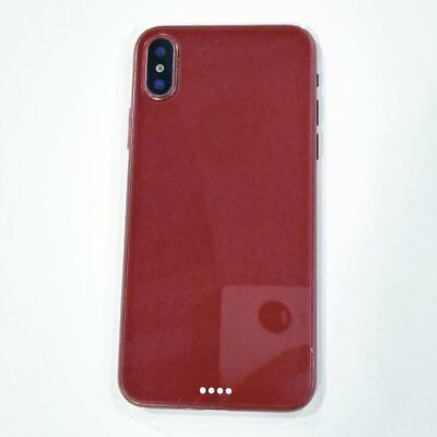 Red OEM 1:1 Non-Working Dummy Display Toy Fake Model Phone for iPhone X