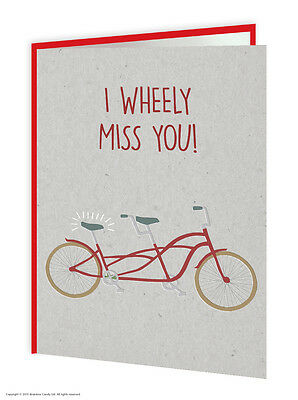 Missing you thinking of you greeting cards brainbox candy funny missing you thinking of you greeting cards brainbox candy funny humour different m4hsunfo
