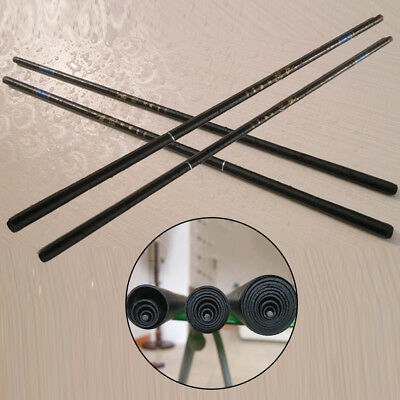 Hot for Freshwater 2.7m-7.2m Stream Pole Telescopic Spinning Fishing Rod FRP