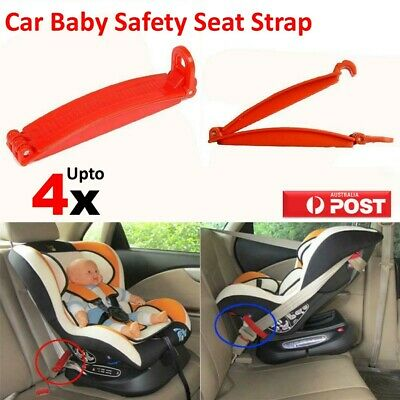 Car Baby Seat Safety Strap Belt Harness Buckle Chest Clip Child Safe Lock Band