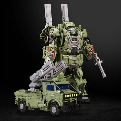 Large Transformers 5 The Last Knight Autobot Hound Action Figures Ko Version Toy