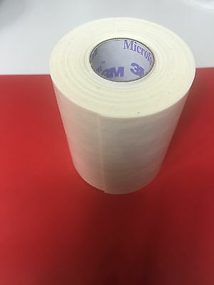 3m Microfoam Tape 7,6cmX5m for Eyelash Extension NEW! Better Than Gel Patches Uk
