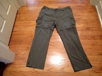 "Men's Boy Scouts of America Switchback uniform pants Size XL  44 x 32"" Waist 42"""
