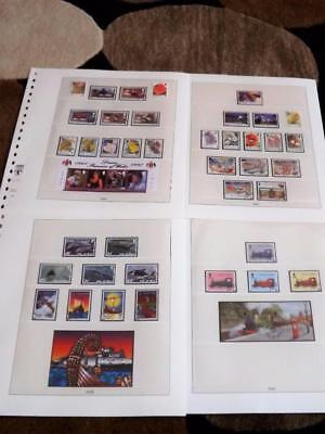 Isle Of Man-1998-Compl Years Commems Sets+Flowers To £1+£2.50+ 2 Shts-Fine Used