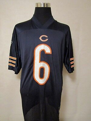 NFL Chicago Bears #6 LGE 2009 7075A Printed Gridiron Jersey by Reebok