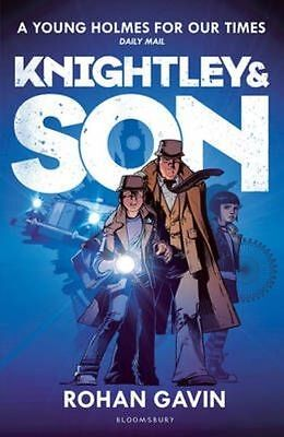 **NEW PB** Knightley and Son by Rohan Gavin (2015) Buy 2 & Save