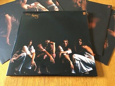 """Tosca - Different Tastes Of Honey - 2002 4 X 12"""" With Inner Sleeves Ex"""