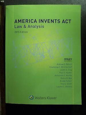 Analysis of Sweeping Changes to PATENT LAW 9781454851486 Patents ships free
