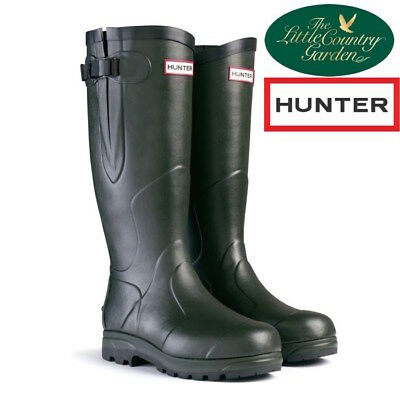 *new* Hunter Balmoral Classic Olive 6 7 8 9 10 11 Wellington Boots Wellies Green