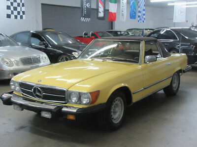 1978 Mercedes-Benz SL-Class  39000 MILES RARE ORIGINAL CAR CALIFORNIA OWNED NON SMOKER STUNNING 560SL 560 SL