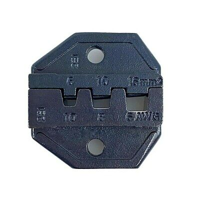 Ratchet Crimp Tool Die HT-2E1 Pin Terminal Insulated or Non-Insulated Ferrules