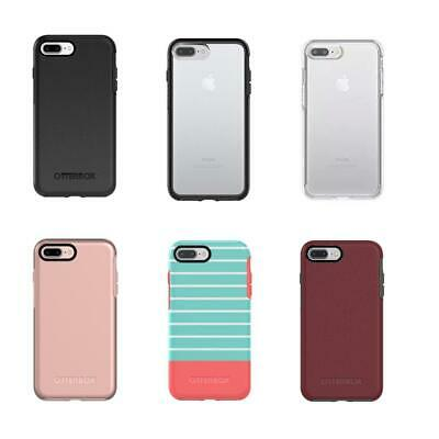 Original OtterBox Symmetry Hard Snap Cover Case for Apple iPhone 7 & iPhone 8 %%