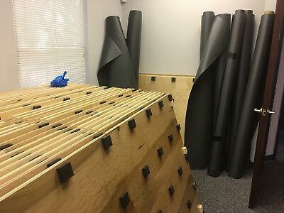 Harlequin Libert Sprung Panel System for dance Facility