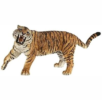Papo Roaring Tiger Toy Figure New w tags Item 50182 Possible Free/Combined Ship