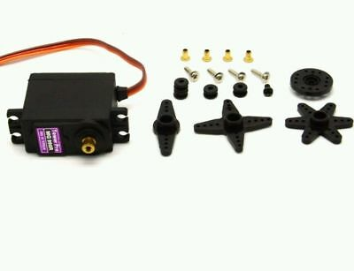 High Torq Digital Metal Gear Standard Size Servo For Hpi Tamiya Futaba Jr