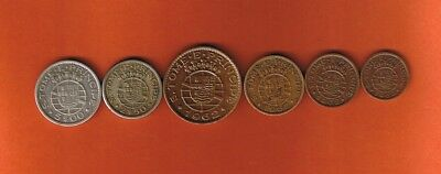 Set of 3 coins all in mint condition 2017 New: Sao Tome /& Principe Coins