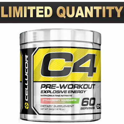 Cellucor C4 60 Serves Serve Servings Pre Workout C4 Gen Doom Energy Creatine