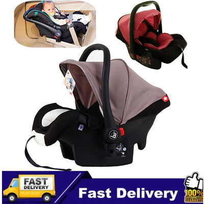 New Multi-function Infants Car Seat Baby Newborn Basket Type Safety Seat Cradle