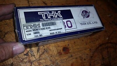 New Thk Cnc Linear Rail Bearing Block Shs30Lv1Ss(Gk)