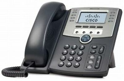 Cisco SPA508G Business Class IP Phone - 8-Line, Backlit Display Full-Duplex