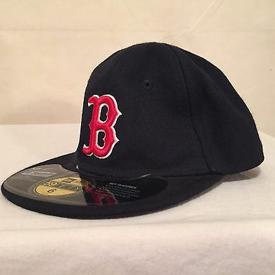 """MLB Boston Red Sox INFANT 6"""" (48.3 cm)  My First 59FIFTY by New Era"""