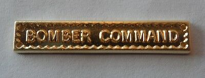 Official Bomber Command Clasp, Full Size Medal, WW2, 1939/45 Star, Army, RAF