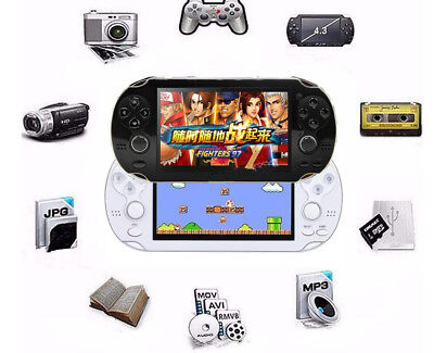 Portable 10000 Games Built-In 4.3'' 8GB 32Bit Handheld Video Game Console Player
