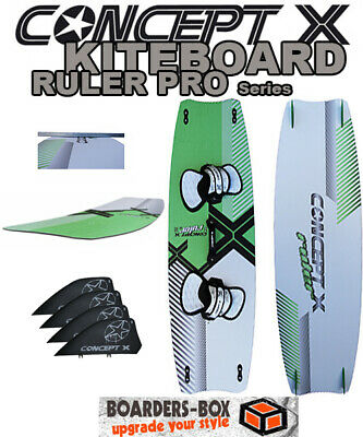 Concept X Tugger Board Ruler Pro Series Various Sizes
