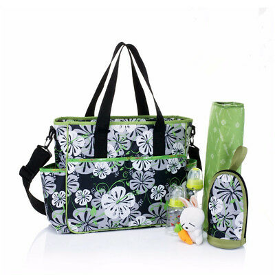 Waterproof Baby Infant Diaper Bag Nappy Stroller Travel Tote Shoulder Mommy Bags