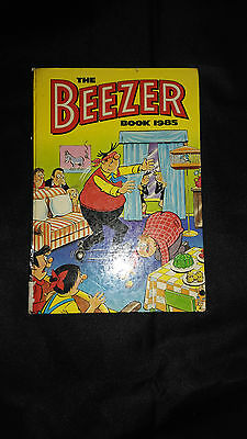 The Beezer Book 1985 Vintage Annual