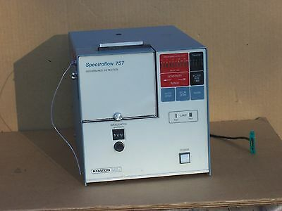 Kratos Spectroflow 757 Absorbance Detector (UNTESTED)