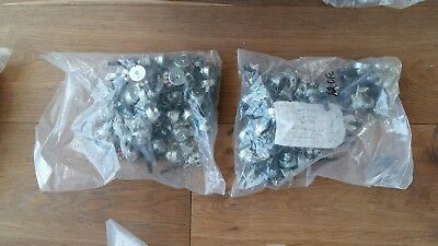 Joblot of 100 x 10k long shaft Variable resistors